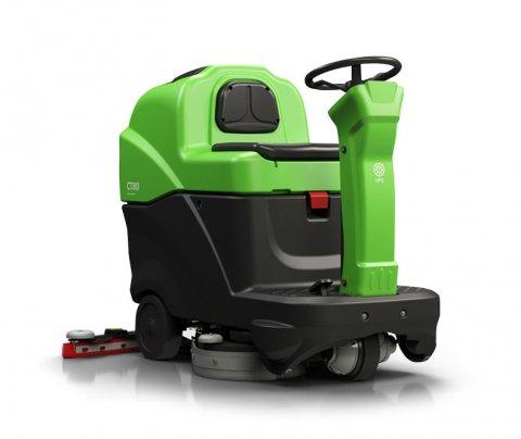CT80BT55智能迷你驾驶式洗地机